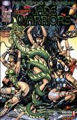 Jade Warriors #1 Variation B