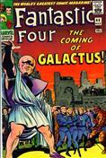 Fantastic Four (UK Edition, Vol. 1) #48