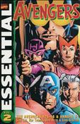 Essential Avengers #2  - 2nd printing