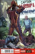 Captain America (7th Series) #23
