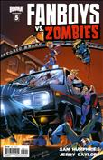 Fanboys Vs. Zombies #5 Variation A