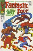 Fantastic Four (Vol. 1) #73