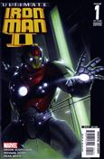 Ultimate Iron Man II #1 Variation A