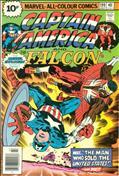 Captain America (UK Edition) #199