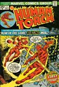 The Human Torch (2nd Series) #1