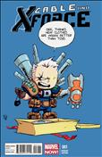 Cable and X-Force #1 Variation B