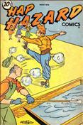 Hap Hazard Comics #10