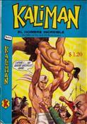 Kalimán El Hombre Increíble #417