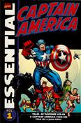 The Essential Captain America #1  - 3rd printing