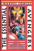 Essential Avengers #2