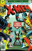 X-Men (1st Series) #100 Variation A