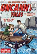 Uncanny Tales (1st Series) #35