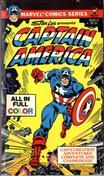 Captain America (Pocket Books) Book #1