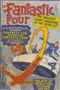 Fantastic Four (Vol. 1) #3