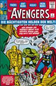 The Avengers (Marvel Deutschland) #1