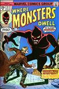 Where Monsters Dwell #31
