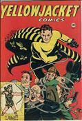 Yellowjacket Comics #6