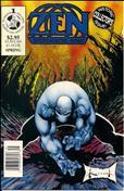 Zen, Intergalactic Ninja Earth Day Annual #1