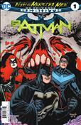 Batman (3rd Series) #7 Variation B