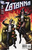 Zatanna (2nd Series) #6 Variation A