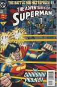 Adventures of Superman #513