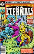 The Eternals #8 Variation A