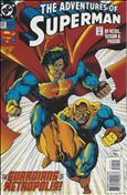 Adventures of Superman #511