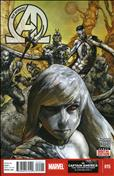 New Avengers (3rd Series) #15