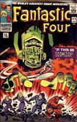 Fantastic Four (UK Edition, Vol. 1) #49