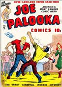 Joe Palooka (2nd Series) #5
