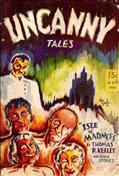 Uncanny Tales (Adam, 2nd Series) #5