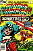 Captain America (UK Edition) #200