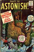 Tales to Astonish (Vol. 1) #11