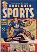 Babe Ruth Sports Comics #7