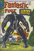 Fantastic Four (Vol. 1) #64