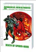 Ultimate Avengers Vs. New Ultimates Book #1