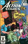 Action Comics #554