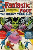 Fantastic Four (Vol. 1) #24