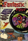 Fantastic Four (Vol. 1) #38