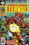 The Eternals #9 Variation A