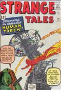 Strange Tales (1st Series) #101