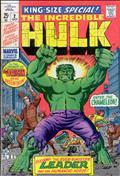 The Incredible Hulk Annual #2