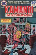 Kamandi, the Last Boy on Earth #16