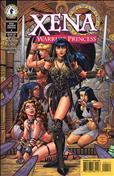 Xena: Warrior Princess (Dark Horse) #4