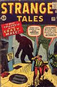 Strange Tales (1st Series) #100