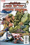 Galactic Bounty Hunters (Jack Kirby's…) #4