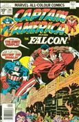 Captain America (UK Edition) #201