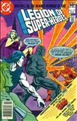 The Legion of Super-Heroes (2nd Series) #272
