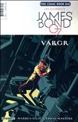 James Bond #1  - 2nd printing
