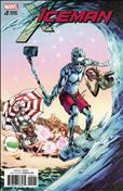 Iceman (3rd Series) #2 Variation A